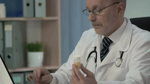 Doctor of Medical Science Adding Recently Invented Medicine to Medical Database