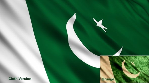 Thumbnail for Pakistan Flags