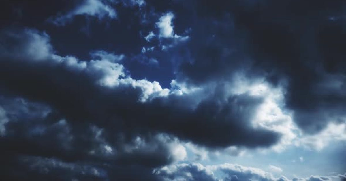 Clouds Night Sky