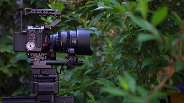 Remoted Camera