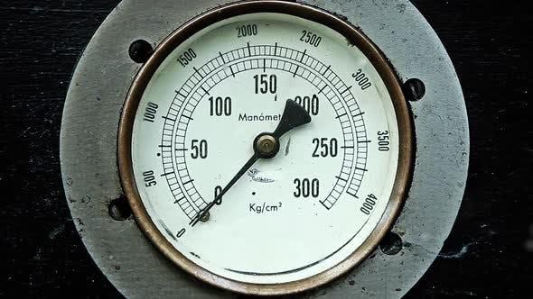 Thumbnail for Manometer, Pressure Gauge.