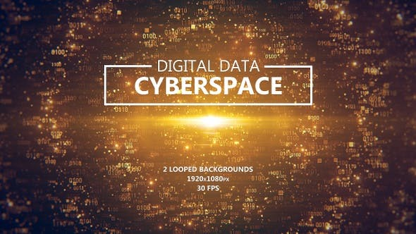 Thumbnail for Digital Data - Cyberspace