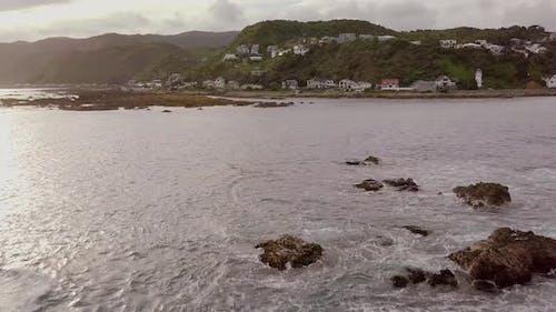 Küste von Wellington