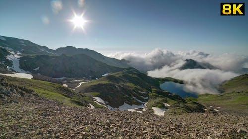 High Altitude Alpine Mountain Climate