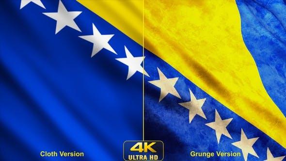 Thumbnail for Bosnia And Herzegovina Flags