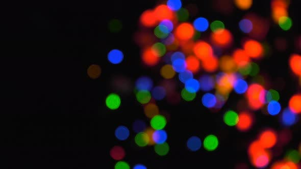 Thumbnail for Colorful Bokeh Background 5