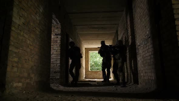 Thumbnail for Army Soldiers During the Military Operation