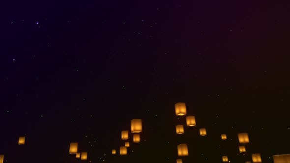 Thumbnail for Lanterns In The Sky