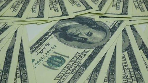 Stabile amerikanische Währung