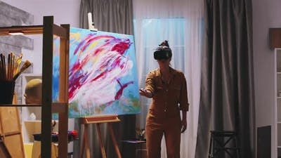 Augmented Painting Technology