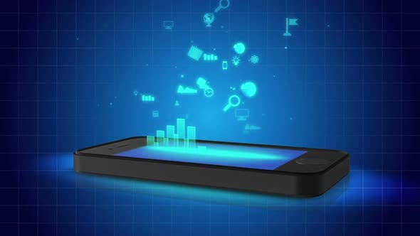 Growing Efficiency From Use of Online Booking, Banking, Shopping Applications