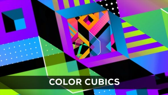 Thumbnail for Color Cubics