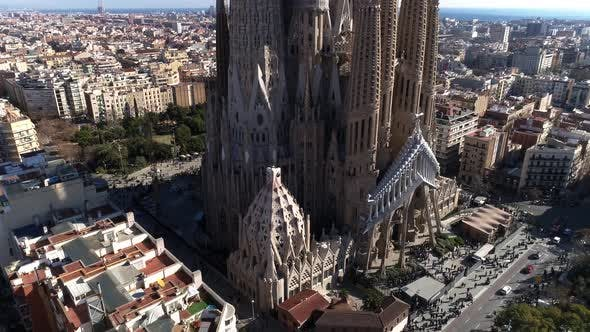 Thumbnail for Sagrada Familia, Barcelona