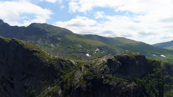 Thumbnail for Mountains in Siberia