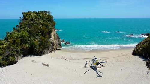 Luxury Holiday with Helicopter Beach Picnic