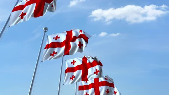 Thumbnail for Many Waving Flags of Georgia