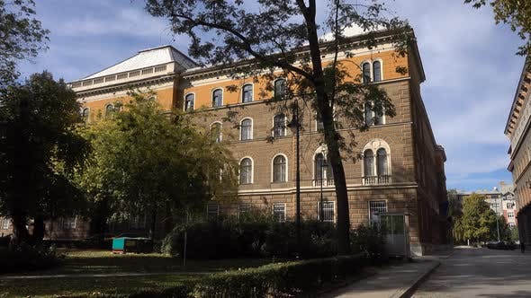 Presidents Residence Of Bosnia And Herzegovina