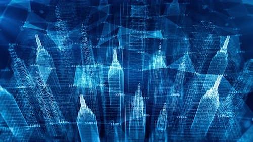 Digital City Digital Data Network 854