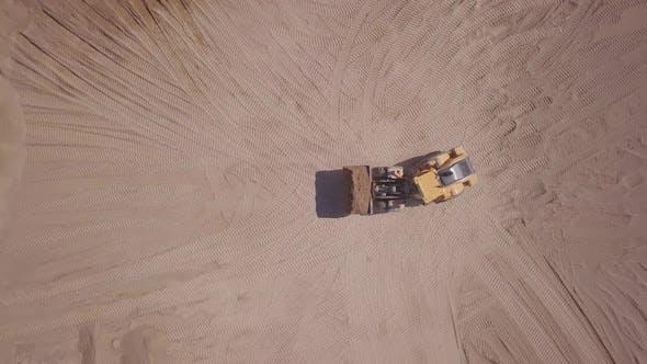 Thumbnail for Excavator Loading Trucks