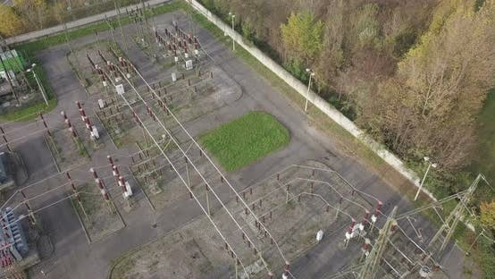 Thumbnail for Electric Plant Aerial View