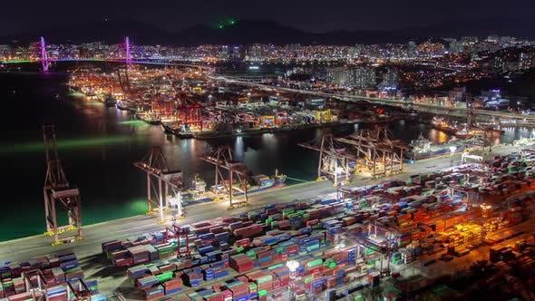 Thumbnail for Korea Urban Illumination Gwangan Bridge in Busan