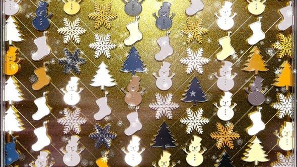 Winter Holiday Glitter 44