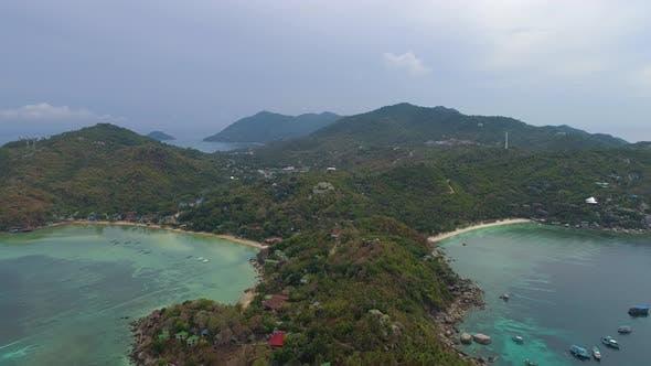Thumbnail for Tropical Island In Ocean