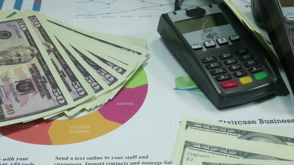 Thumbnail for Business Planning Diagrams And Company Money