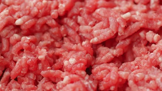 Thumbnail for Raw fresh minced beef