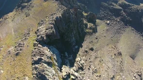 Thumbnail for Steep Cliff at Mountain Ridge
