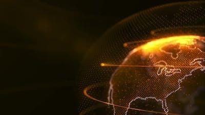 Hologram Of Earth