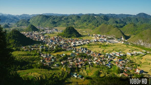 Thumbnail for Quan Ba Heaven Gate In Ha Giang Province, Vietnam