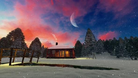 Thumbnail for Winter Sunset