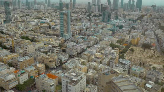 Thumbnail for Daytime Panorama of Tel Aviv, Israel