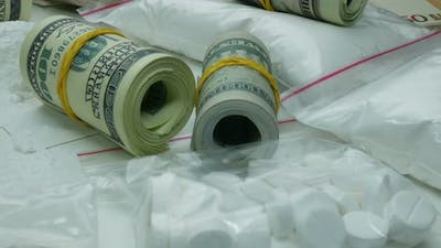 Legal Monetary Gain from the Sale of the Drug Cartel