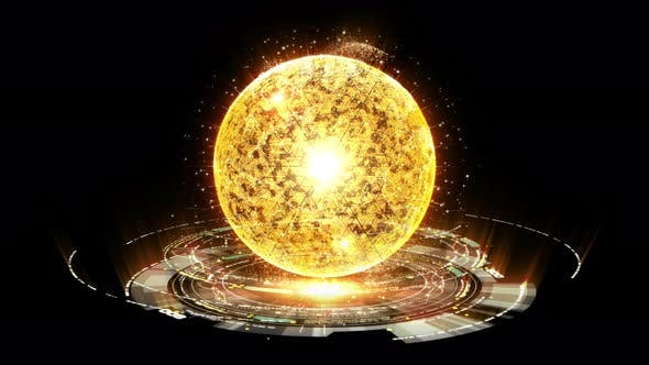 Thumbnail for Futuristic HUD Nuclear Fusion Simulator