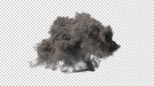 Rauchexplosion