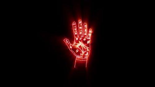 Esoteric Hand Symbol