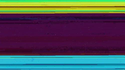 Glitch 12 — 4K-Auflösung