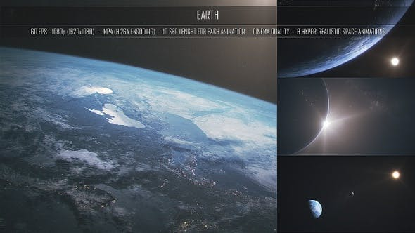 Thumbnail for Earth