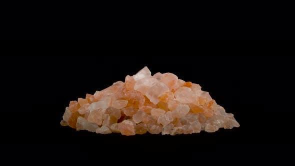 Thumbnail for Heap of Pink Himalayan Salt Crystals