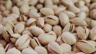 Plenty of Pistachios  Appetizing Natural Snack