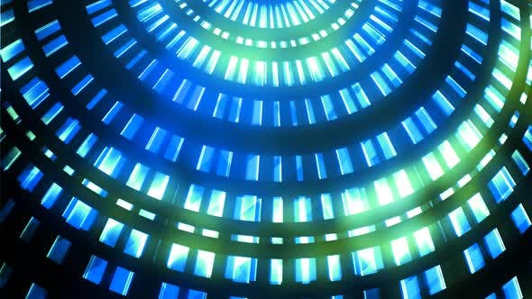 Thumbnail for Stage Decorative Lights Blue 23