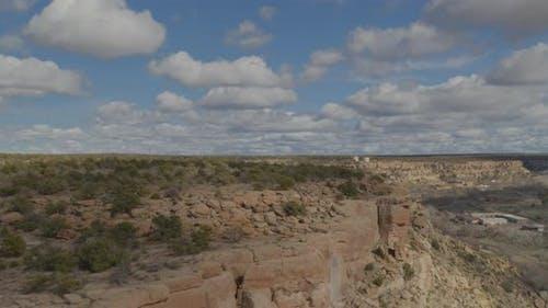 Desert Mesa in the Hopi Reservation