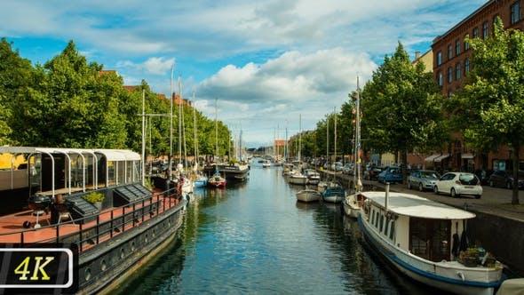 Thumbnail for Copenhagen River View