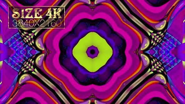 Colorful Psychedelic Loop 02