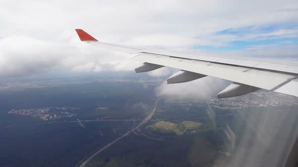 Thumbnail for View From the Airplane