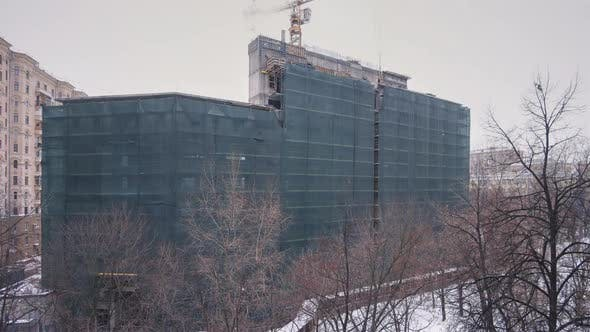 Thumbnail for Construction and the Seasons