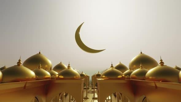 Wüstendüne im Ramadan 03 4K