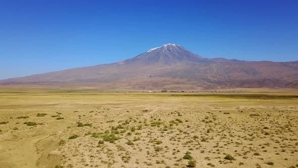 Thumbnail for Agri Dagi, East Anatolian high steppes, Noah's Mount Ararat, Turkey